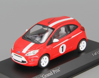 FORD Ka Grand Prix (2009), red