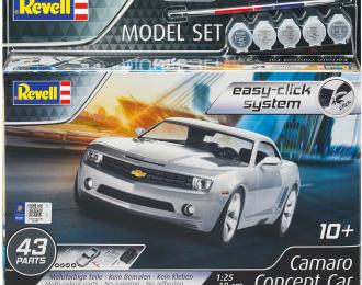 Сборная модель Camaro Concept Car (подарочный набор)