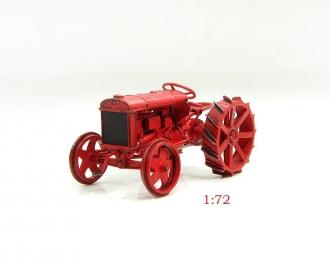 Трактор Фордзон-Путиловец (красный)