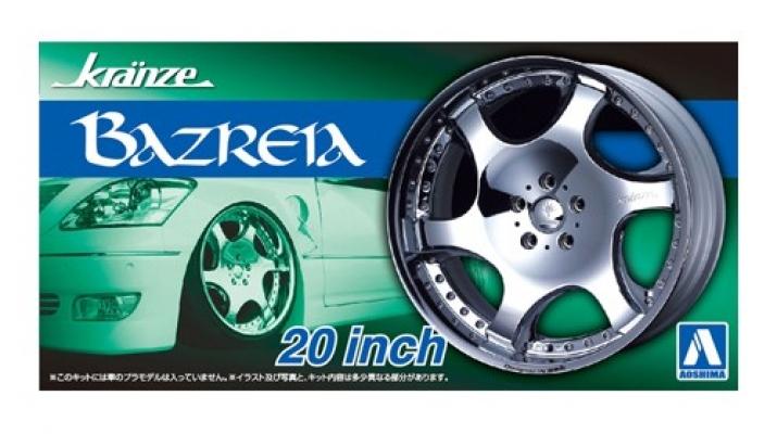 Набор дисков Kranze Barzreia 20inch
