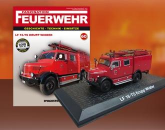 Faszination Feuerwehr 60, LF 16-TS Krupp Widder