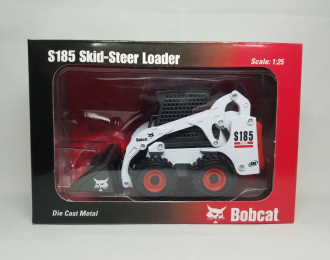 BOBCAT S185 turbo, white