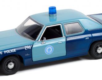 "DODGE Monaco ""Massachusetts State Police"" 1975"