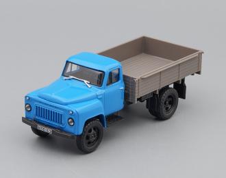 Горький 52-04 бортовой, голубой / серый