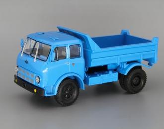 МАЗ 503А самосвал (1975), синий