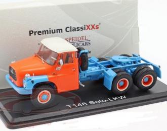 TATRA 148 1970 Orange / Light Blue