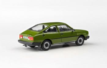 Škoda Garde 1982 - Zelená Olivová - Abrex 1:43