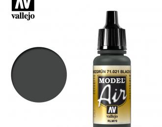 Краска акриловая `Model Air` Черно-зеленый/Black Green