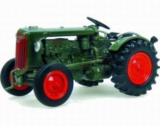 HURLIMANN H12 трактор 1951, green