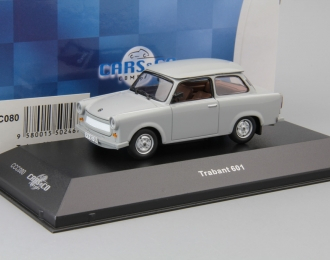 TRABANT 601 (1986), grey