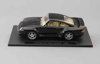 PORSCHE 959 Coupe (1986), black