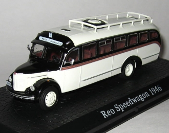 (Уценка!) REO Speedwagon (1946), black / white