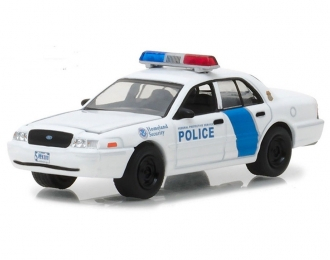 "FORD Crown Victoria Police Interceptor ""Homeland Security Federal Protective Service Police"" 2011"