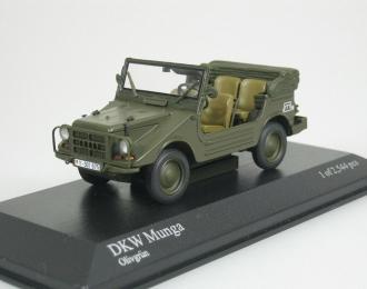 DKW Munga (1955-68), green