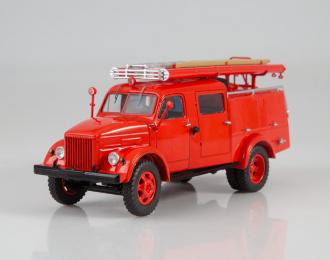 Пожарный автомобиль ПМГ-36 (51), красный