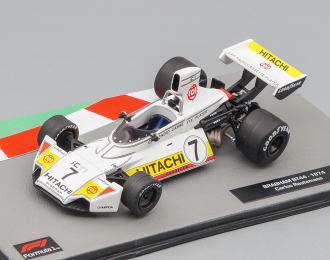 BRABHAM BT44 Carlos Reutemann, Formula 1 Auto Collection 50