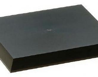 Пластиковая подставка для моделей или диорам, размер S (148х108 мм).