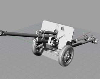 (KIT) ЗИС-3 (76-мм дивизионная пушка)