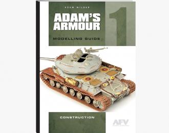 WILDER Книга на английском языке ADAM'S ARMOUR 1 (часть первая)