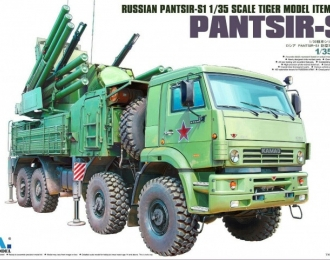 Сборная модель 96К6 Панцирь-С1