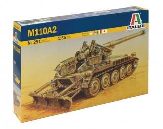 Сборная модель САУ M110A2