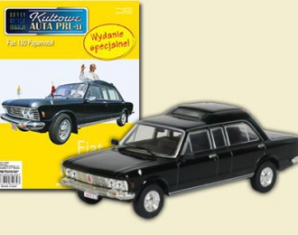 FIAT 130 Papamobil, black