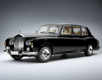 Rolls-Royce Phantom VI (black / silver)