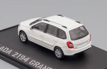 Волжский автомобиль 2194 Granta универсал FL (2018), silver