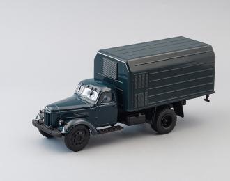 ЛуМЗ-890, Грузовики СССР 49, темно-зеленый