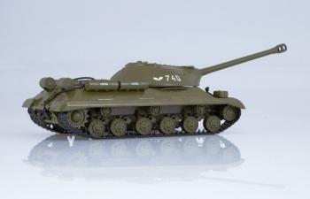 Последний из военного поколения ИС-3М, Наши танки 2