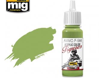 Краска акриловая Тихоокеанский зелёный / PACIFIC GREEN