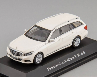 MERCEDES-BENZ E-Class T-Modell Avantgarde S212 (2013), white