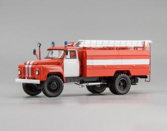 Горьковский грузовик тип АЦ-30(53-12)-106Г (без надписей)