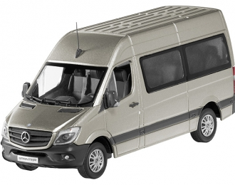 MERCEDES-BENZ Sprinter Traveliner C906 (2013), жемчужно-серебристый