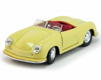 PORSCHE 356 Roadster (1948), yellow