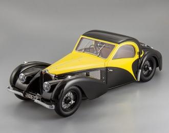 Bugatti Type 57SC Atalante 1937 (yellow)