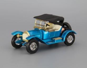 STUTZ Roadster (1914), blue / black