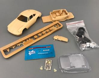 Сборная модель PORSCHE Carrera 4 (KIT)