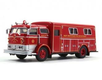 Mack C Rescue, Kolekcia Wozow Strazackich 49
