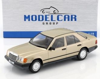 MERCEDES-BENZ 260 E (W124) 1984 Gold Metallic