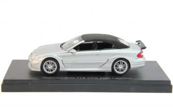 MERCEDES-BENZ CLK DTM AMG Cabriolet Street Version, silver