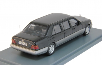 MERCEDES-BENZ E250 V124 Lang (1994), black
