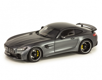 Mercedes-AMG GT-R 2019 V8 Biturbo C190 серый металлик