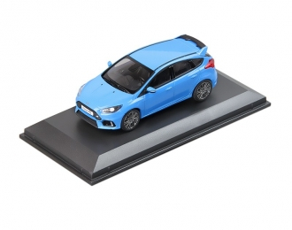 FORD Focus RS (2016), nitrous blue