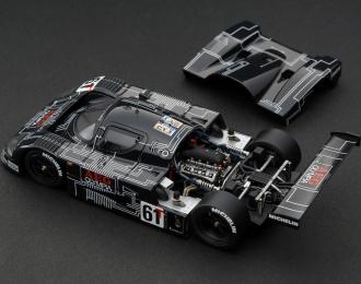Sauber Mercedes C9 #61T Le Mans (1988), black