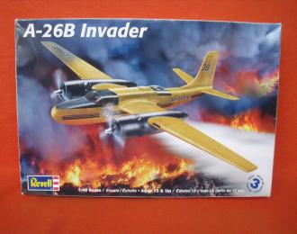 Сборная модель A-26B Invader
