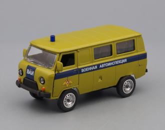 УАЗ 39625 Военная автоинспекция, зеленый