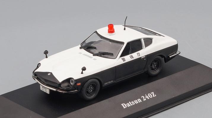 """DATSUN 240Z  """"Police"""" (полиция Японии) 1969"""