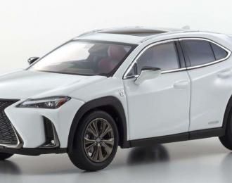 """Lexus UX250h """"F Sport"""" (white nova)"""