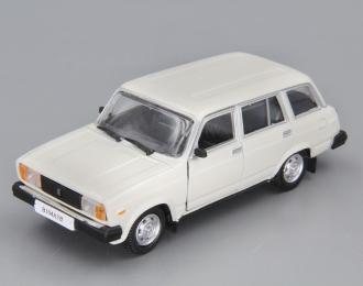 ВАЗ 2104 Жигули, белый